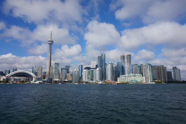 Little Post_Toronto Skyline