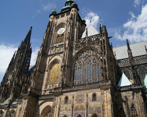 Little Post_Travel Diary Prag Burg