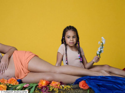 Little-Post_Vornamentrends Blue Ivy Carter